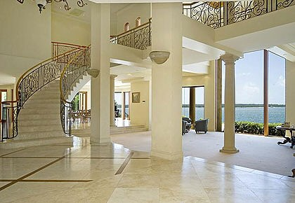 Grand Staircase.Family Home